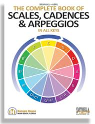 The Complete Book of Scales, Cadences & Arpeggios