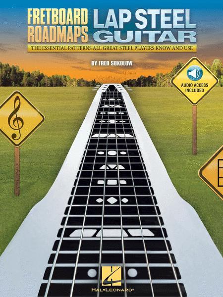 Fretboard Roadmaps - Lap Steel Guitar