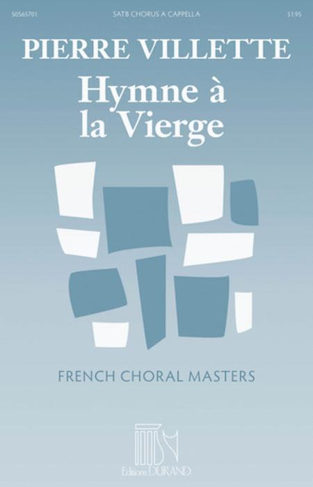 Hymne a la Vierge (Hymn to the Virgin)