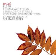 Enigma Variations; Serenade for Strings; Cockaigne (In London Town); Salut D'Amour