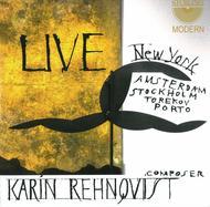 Karin Rehnqvist Live
