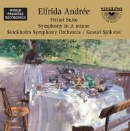 Fritiof Suite; Symphony In A minor