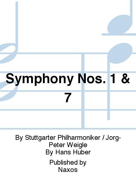 Symphony Nos. 1 & 7