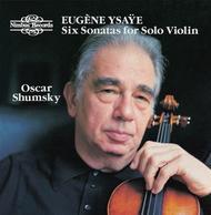 6 Sonatas For Solo Violin