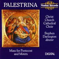 Mass For Pentecost; Motets