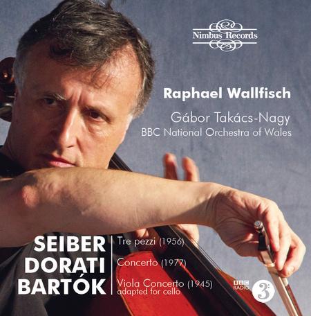Hungarian Cello Concertos