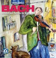 Sonatas & Partitas For Violin Solo