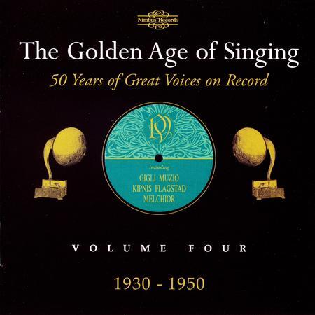 V4: Golden Age Of Singing