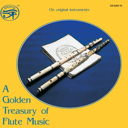 A Golden Treasury Of Flute Music