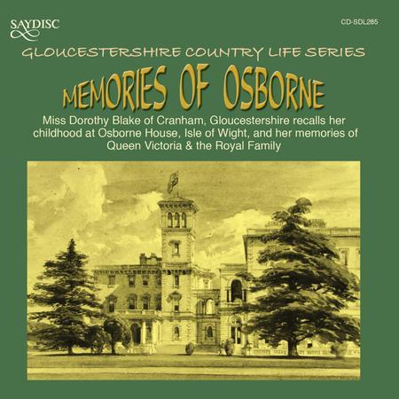 Memories Of Osborne