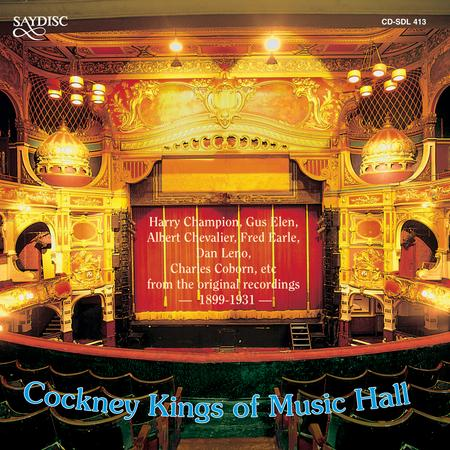 Cockney Kings Of Music Hall