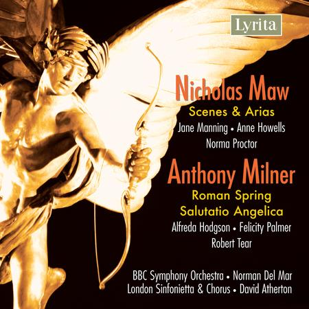 Scenes And Arias; Salutatio Angelica; Roman String