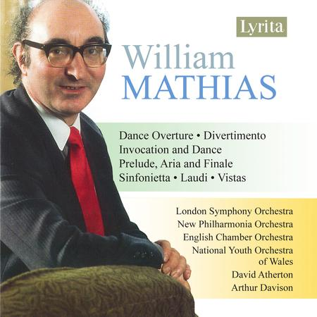 Dance Overture; Divertimento for String Orchestra; Invocation and Dance; etc.
