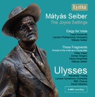 Matyas Seiber: The Joyce Settings