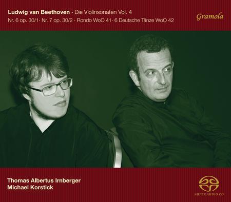 Beethoven: The Violin Sonatas, Vol. 4