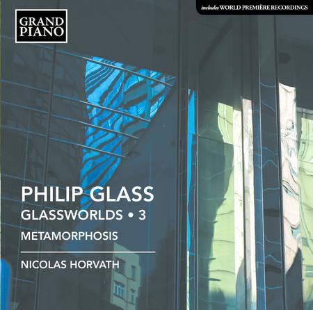 Glass: Piano Works, Vol. 3