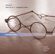 Schubert: Piano Trio No. 2 - Arpeggione Sonata