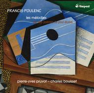 Poulenc: The Songs on Poems by Paul Eluard