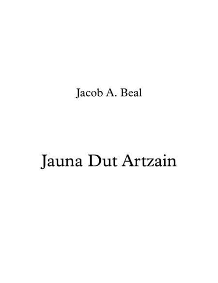 Jauna Dut Artzain