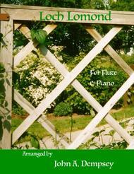 Loch Lomond (Flute and Piano Duet)