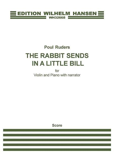 The Rabbit Sends In A Little Bill