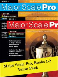 Major Scale Pro 1-2 (Value Pack)