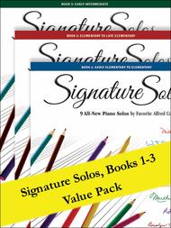 Signature Solos 1-3 (Value Pack)