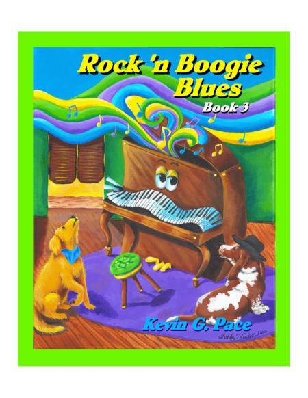 Rock 'n Boogie Blues - book 3