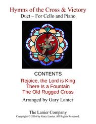 Gary Lanier: Hymns of the Cross & Victory (Duets for Cello & Piano)