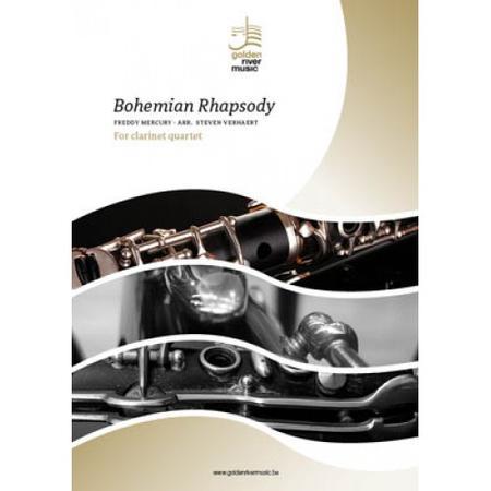 Bohemian Rhapsody - clarinet quartet