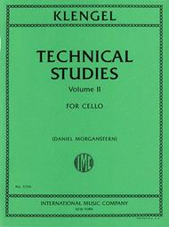 Technical Studies, Volume II