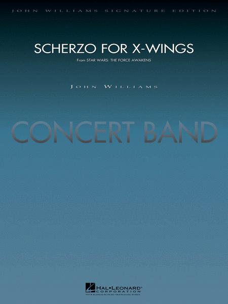 Scherzo for X-Wings (from Star Wars: The Force Awakens)