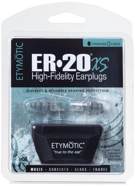 ER*20XS High-Fidelity Earplugs