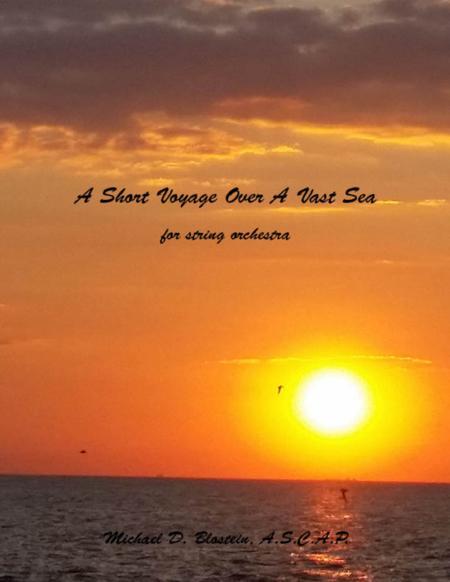 A Short Voyage Over A Vast Sea