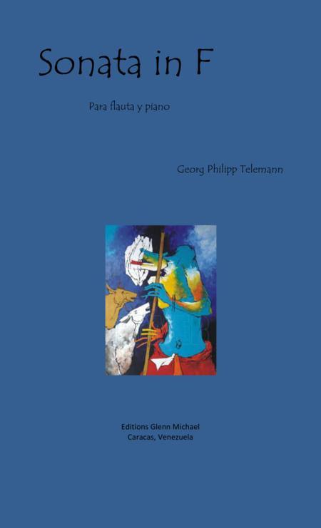Telemann Sonata in f  for flute