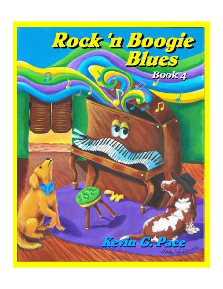 Rock 'n Boogie Blues Book 4