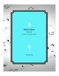 Winter Blues - piano solo