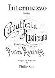 Intermezzo from Cavalleria Rusticana