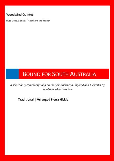 Bound for South Australia