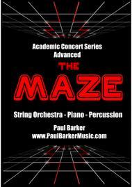 The Maze (Score & Parts)