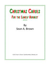 Christmas Carols for the Lonely Hornist, Vol. 1