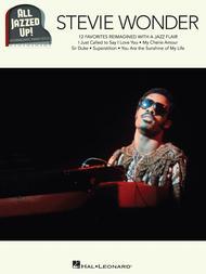 Stevie Wonder - All Jazzed Up!