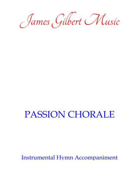 PASSION CHORALE