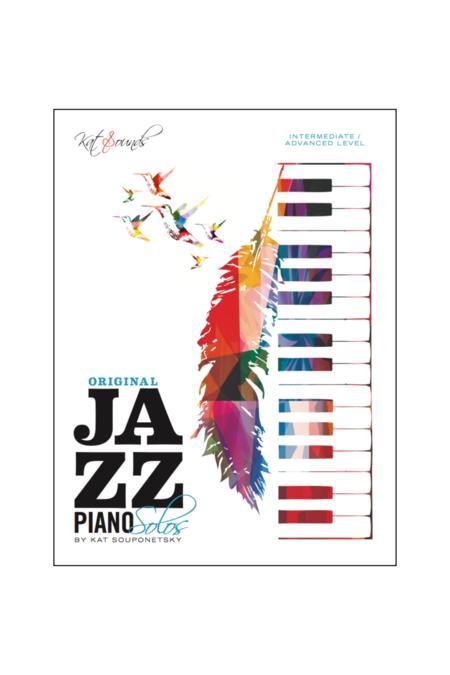 Original Jazz Piano Solos, Intermediate/Advanced