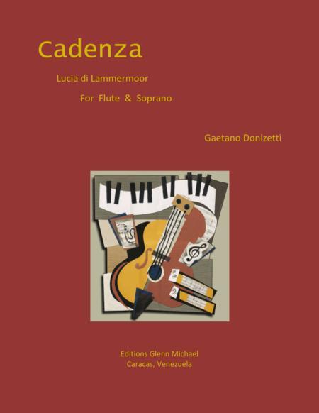 Donizetti Lucia's Cadenza for flute & soprano