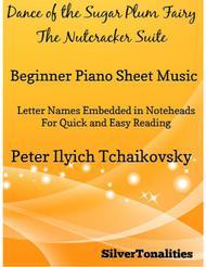 Dance of the Sugar Plum Fairy Beginner Piano Sheet Music