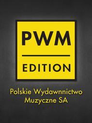 Harnasie Op. 55 Ga Ce, S.d, Vol. 15 - Score