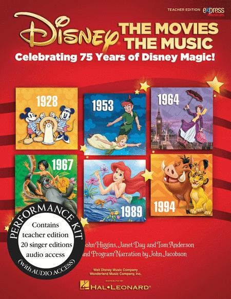 Disney: The Movies The Music