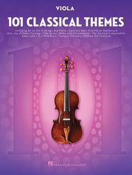 101 Classical Themes for Viola