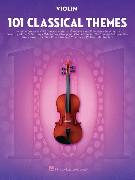 101 Classical Themes for Violin